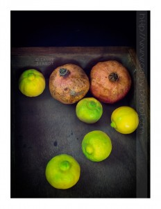 Grenades et citrons beldi