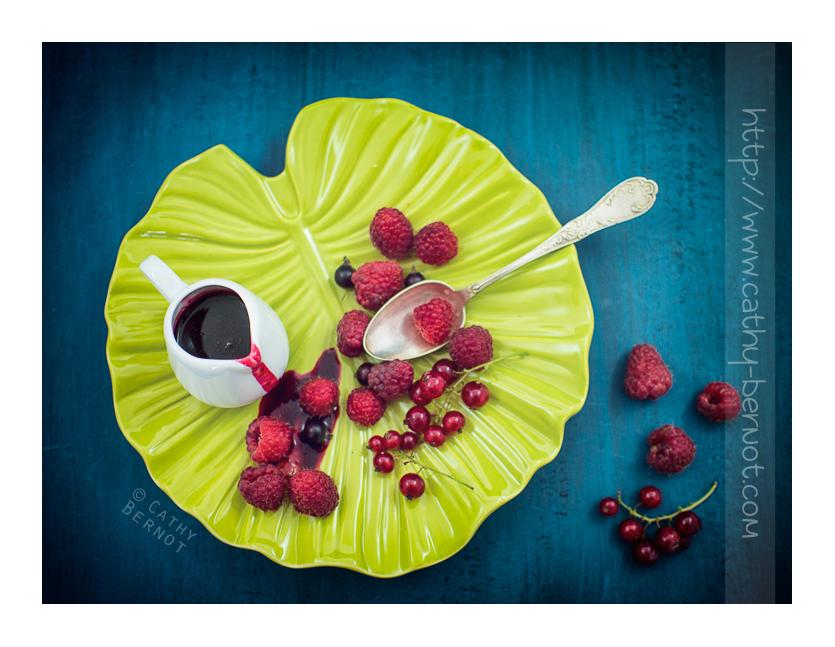 Coulis de fruits rouges | Recette