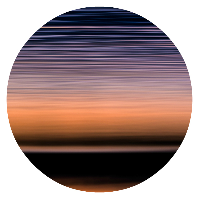 Horizon Bleu Garance